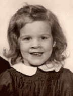 Stephanie at age 3